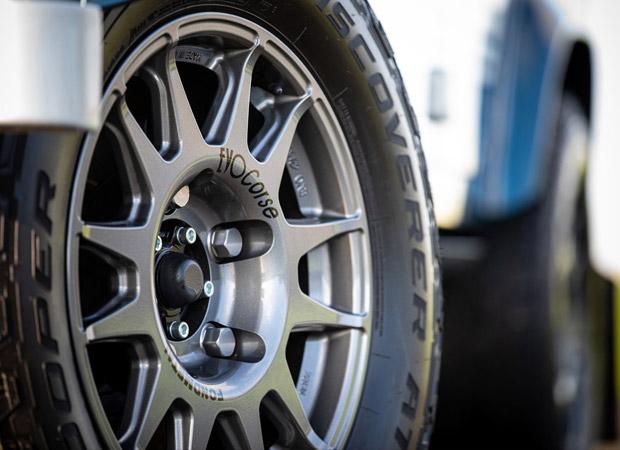Evo Corse Wheels